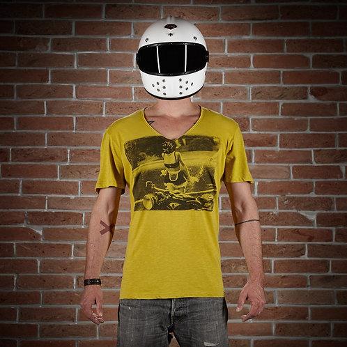 T-Shirt V-Neck Eugenie