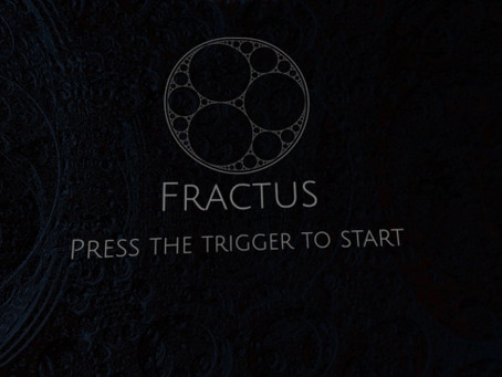 Pressing start