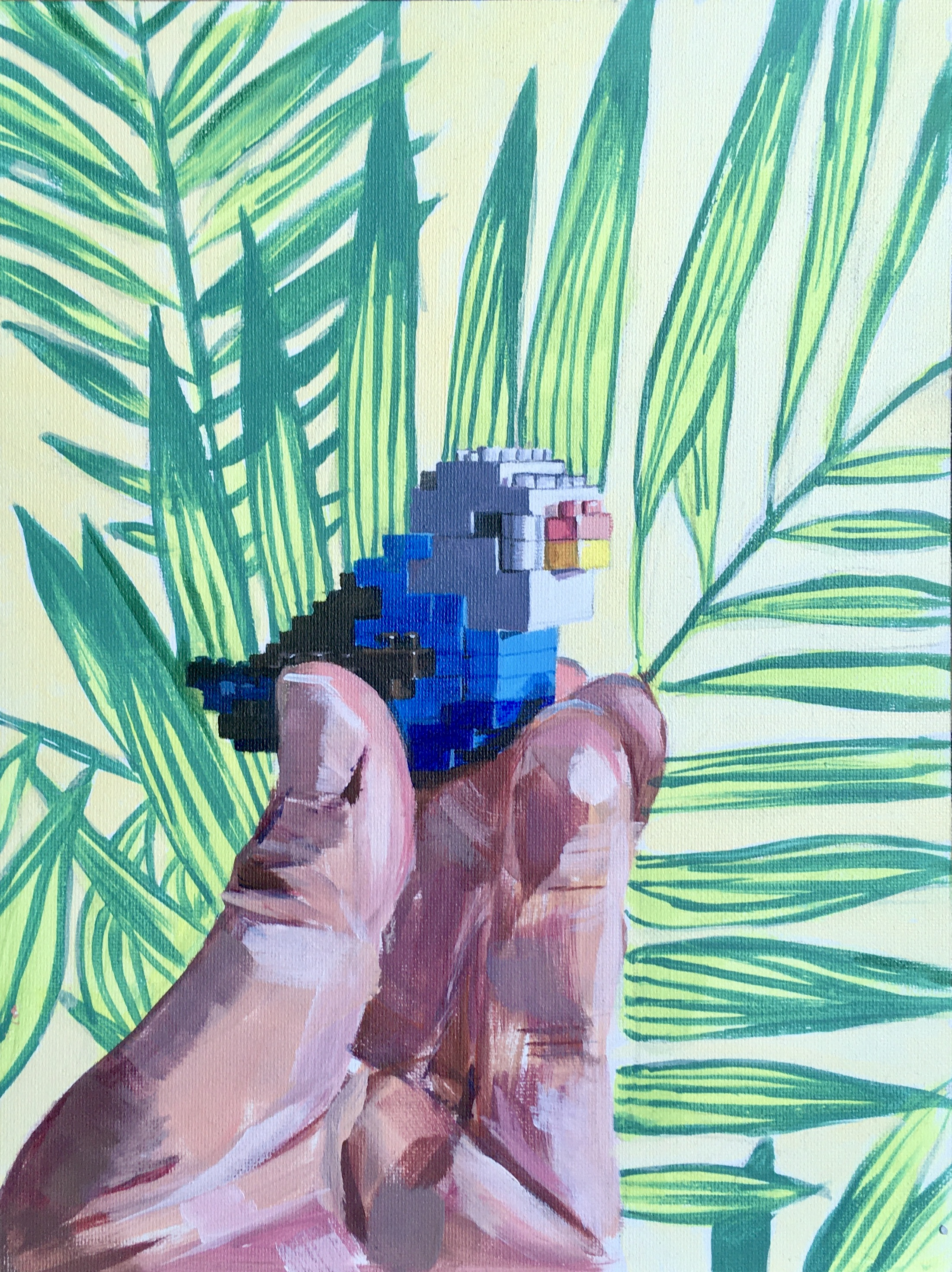 Bird in the Hand IV