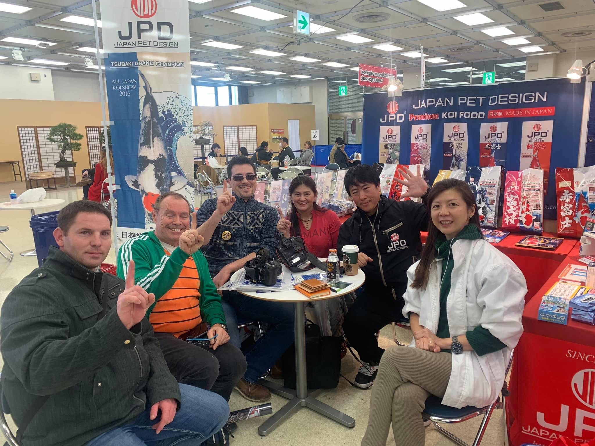 with Ryuichi Yoshida & Cherine Chu
