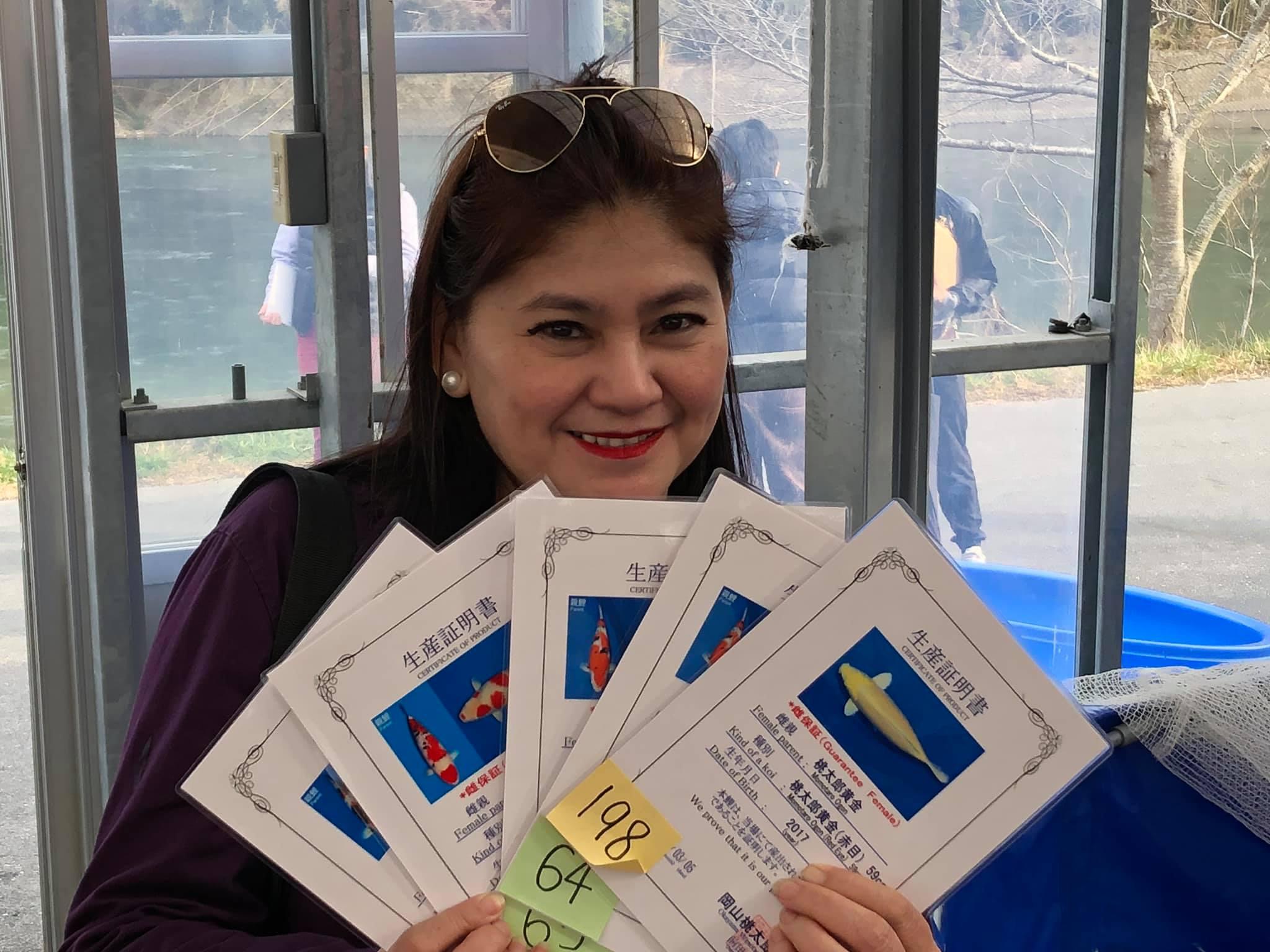 Maria Capot, Momotaro Auctions