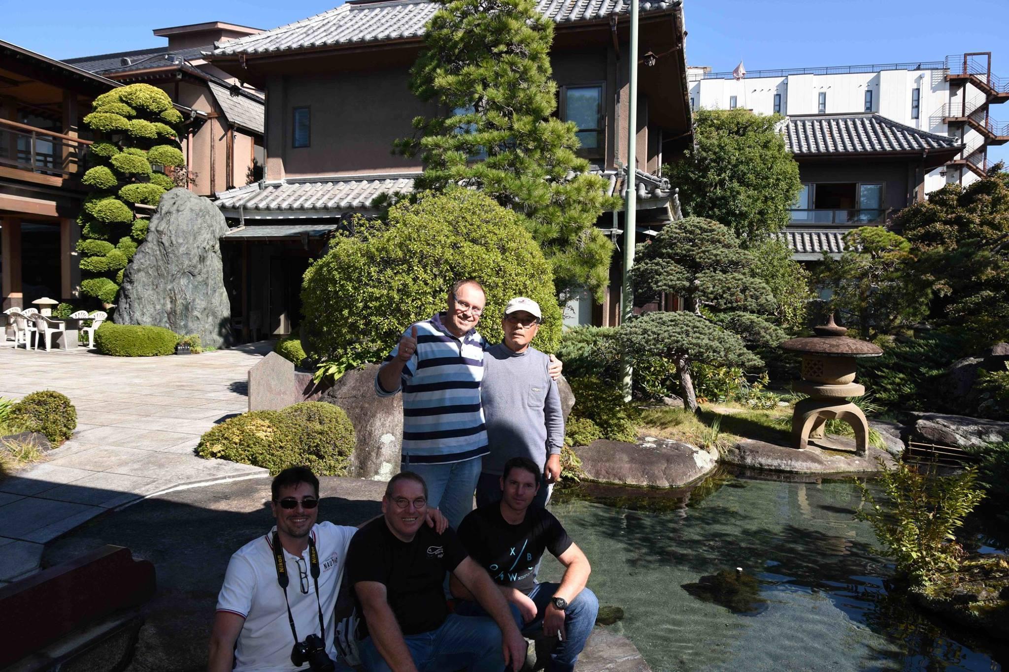 With Toshio Sakai & Aqua Rev
