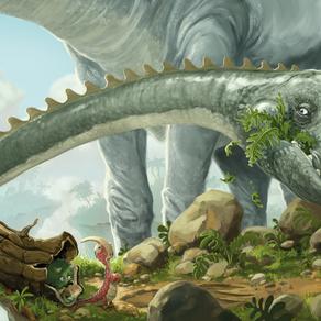 Uma aventura de Gigantes!