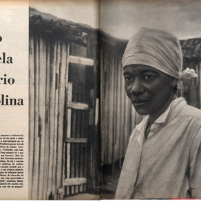 Quarto de Despejo – diário de uma favelada, de Carolina Maria de Jesus
