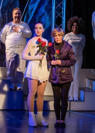 Nancy Kerrigan in Tonya & Nancy: The Rock Opera; feat. Andrea McArdle, TheatreZone