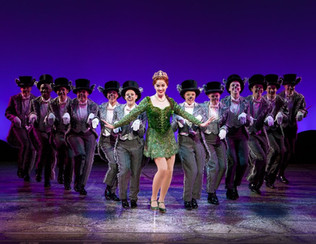 Fiona in Shrek, National Tour