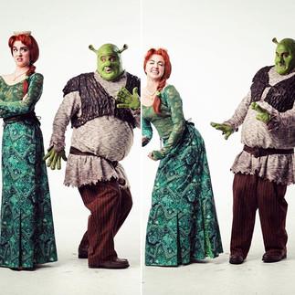 Fiona in Shrek, Tuacahn