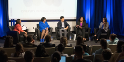Panel on Diversity in Public Relations