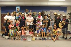 VBX staff & kids