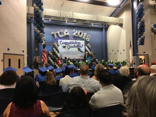 TCA Graduation 2018