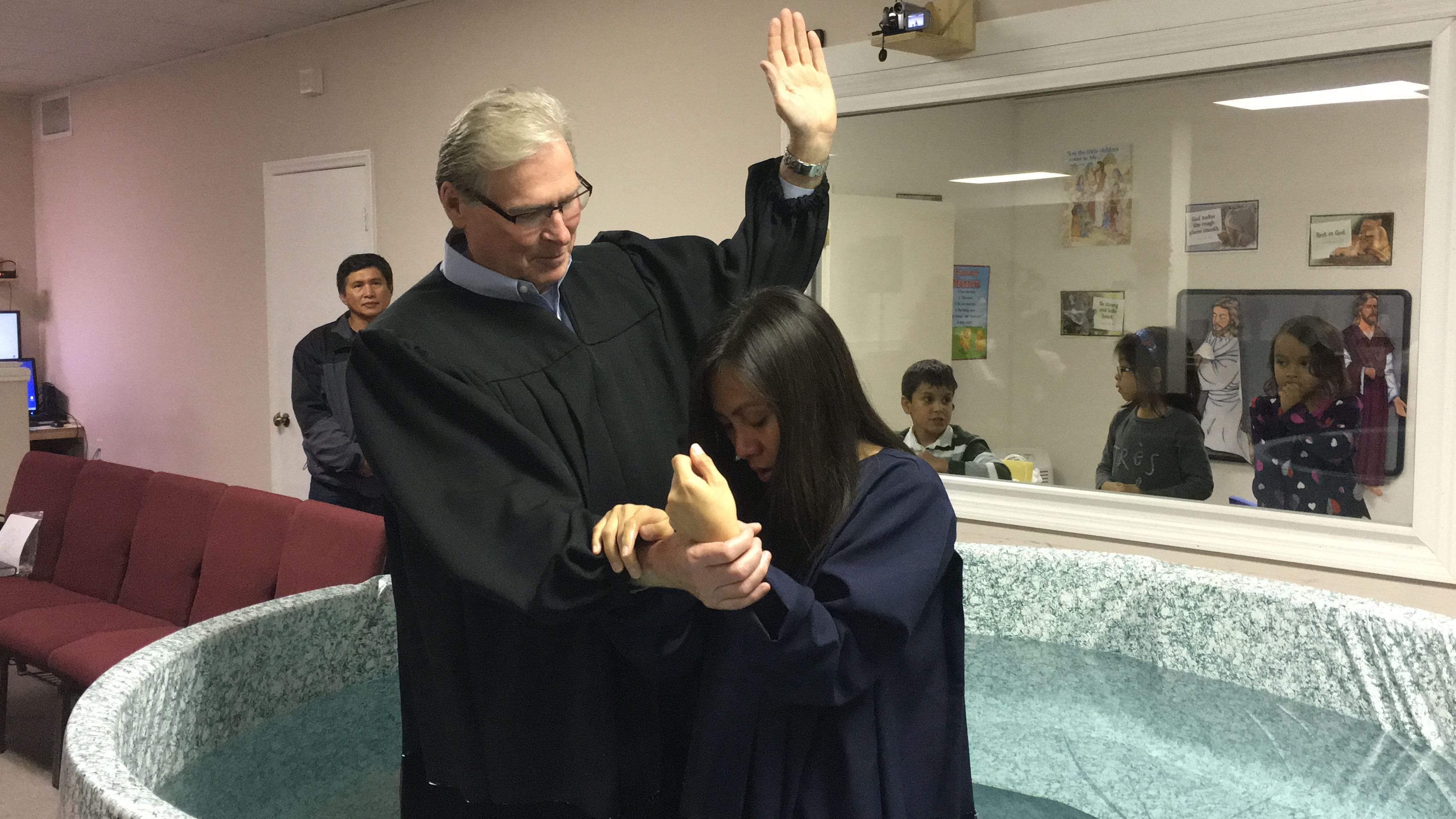 Clemmons baptisms