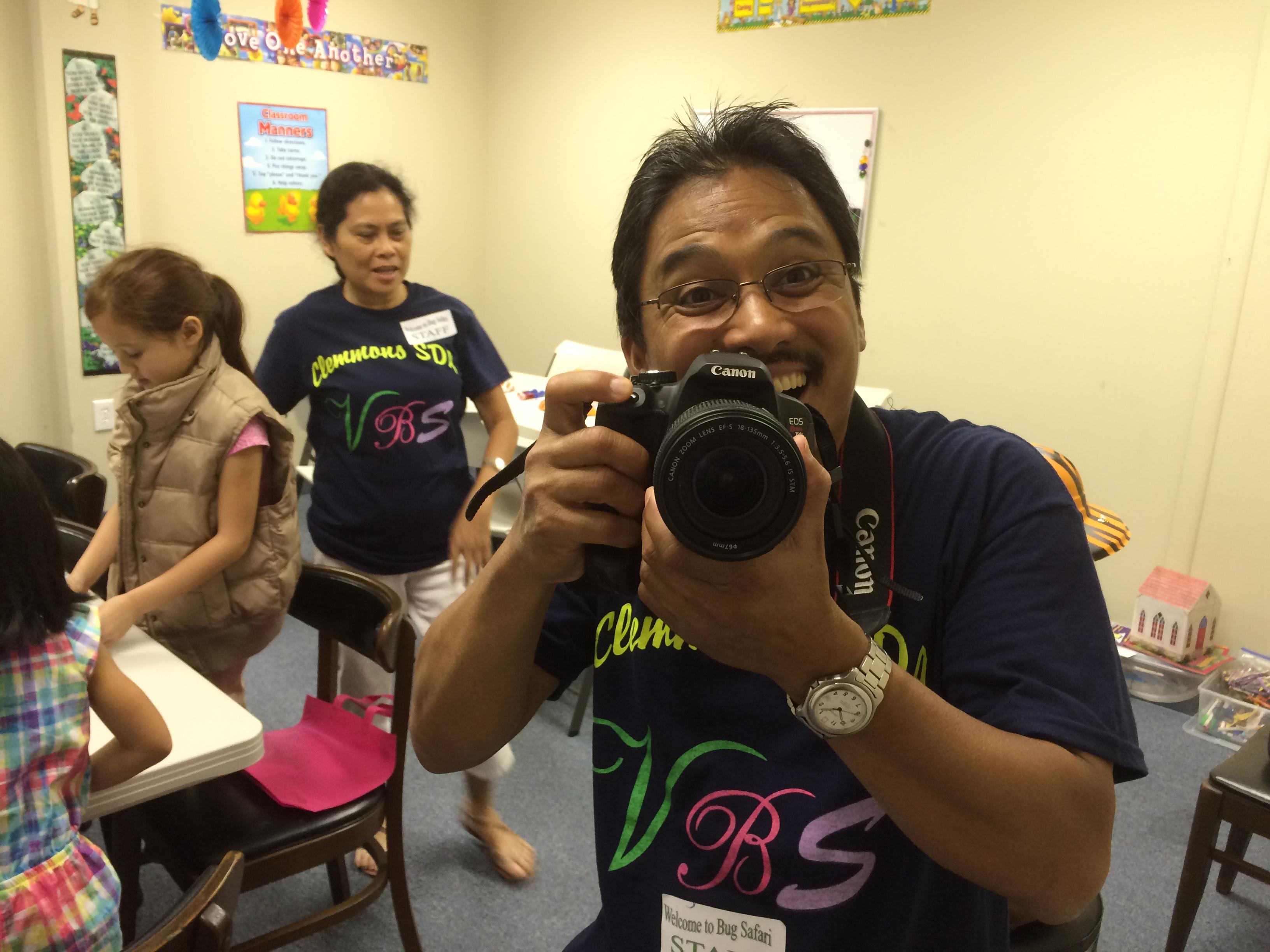 VBS photographer
