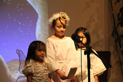 Angels, Christmas program