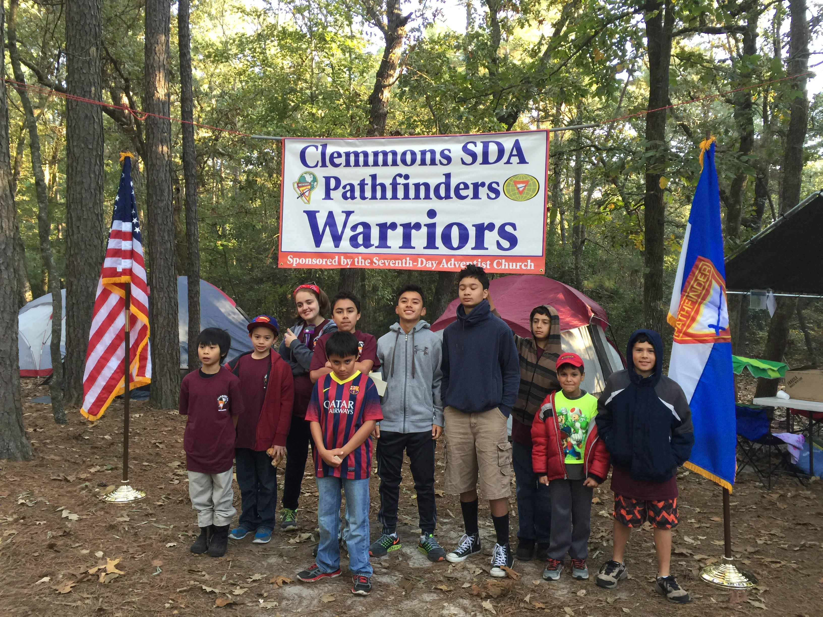 Clemmons Warriors 2015