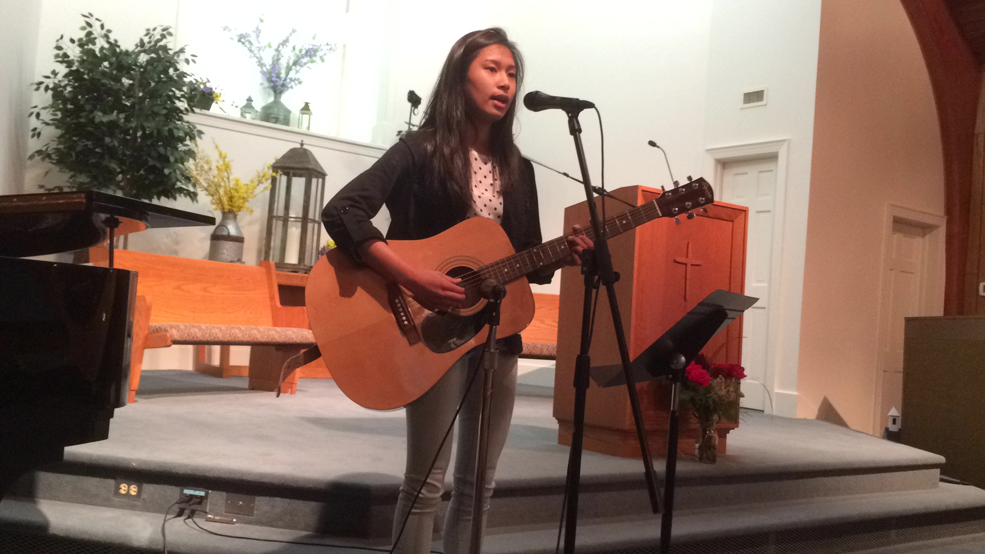 Music at Baptisms