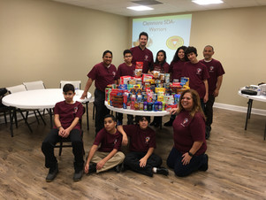 Pathfinders community service