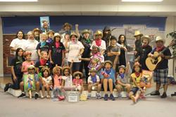 Cactusville staff & kids
