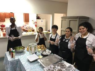 Pathfinder Chefs/Servers