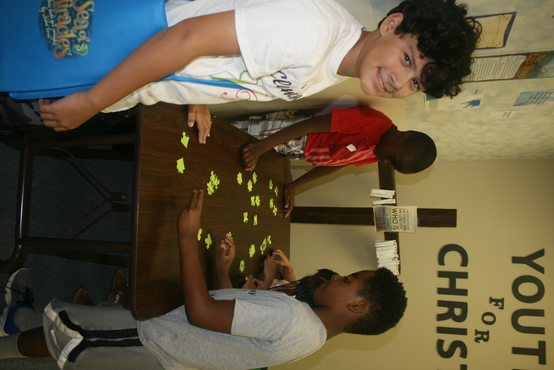Prayer Station Activities