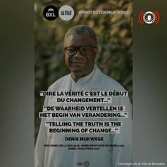 Dr. Mukwege