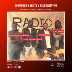 Commission vérité & réconciliation : vers une politique décoloniale en Belgique ?
