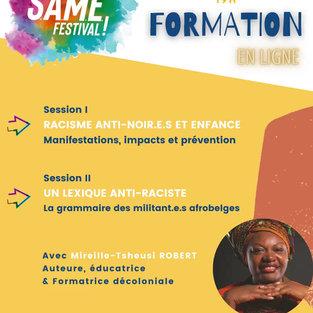 Formation SAME Festival