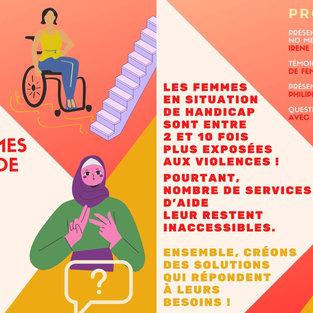 L'accessibilité pour les femmes en situa