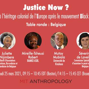 Justice Now Speaker Twitter FR