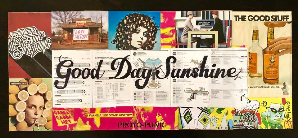 """Good Day Sunshine"""