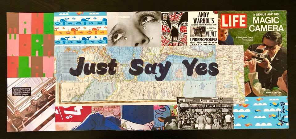 """Just Say Yes"""