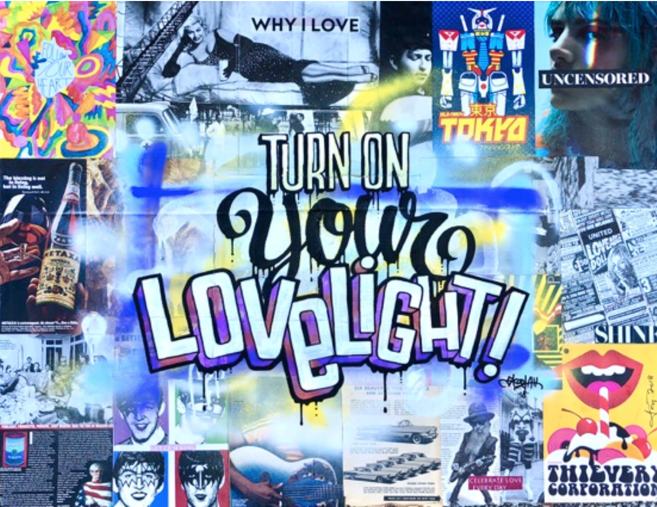 """Turn On Your LoveLight"""