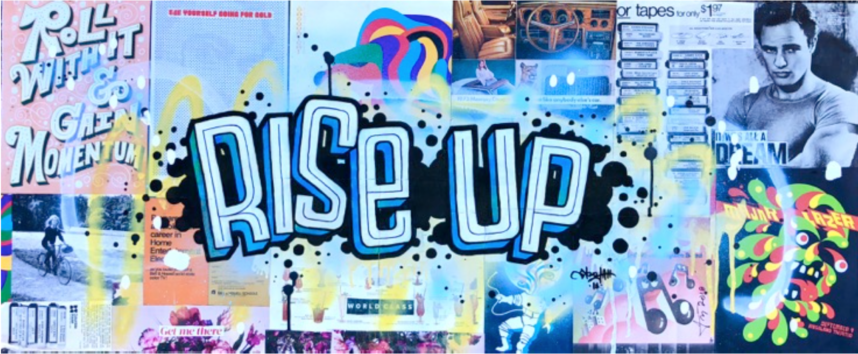 """Rise Up"""