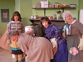 The Church Basement Ladies