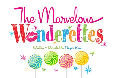 THe Marvelous Marvelettes Logo