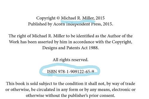 ISBN & Copyright