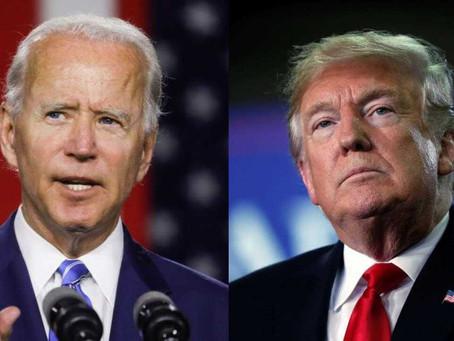 Presidential Debate Between Joe Biden and Donald Trump Airs Tonight!