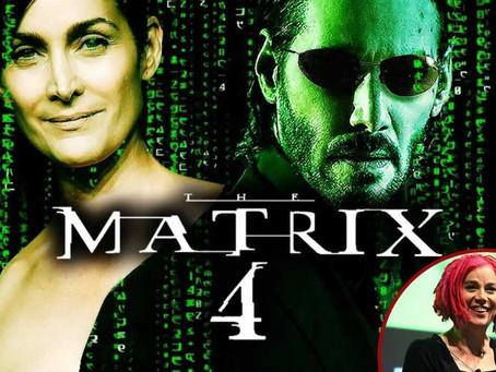 "Trans Director Lana Wachowski Unveils ""The Matrix 4"" Trailer During Warner Bros CinemaCon Reel"