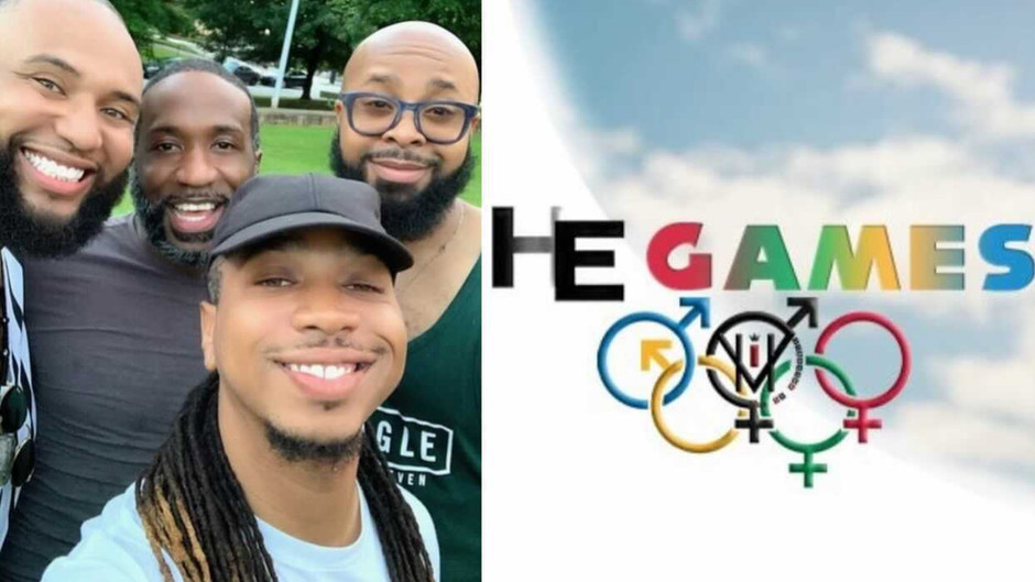 """Black LGBT-Owned Organization H.I.V, Launches """"HE Games"""" to Build Atlanta's Black Queer Community"""