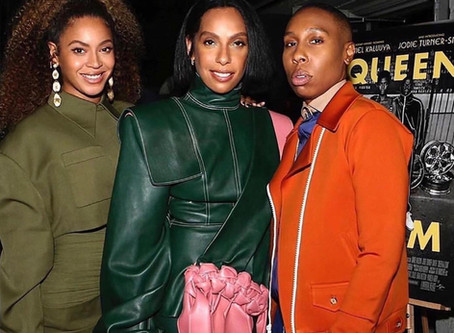 Beyonce Sizzles at the LA Premiere of Queen & Slim