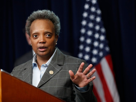 Mayor Lori Lightfoot Promises to Fire Police Officer Caught Using Homophobic Slur in Viral Video