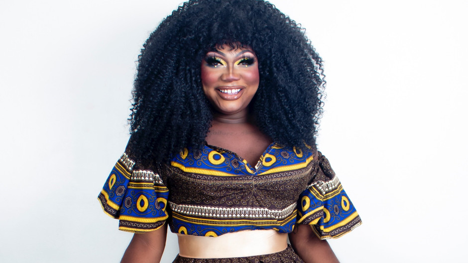 Drag Queen Erica Chanel Shares Why Black Drag is Absolutely Needed in Small Towns