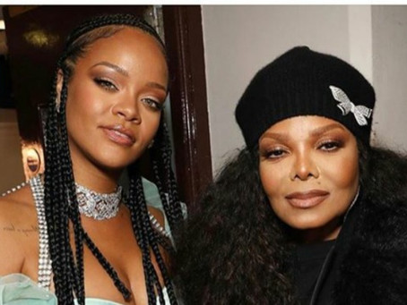Janet Jackson Presents Rihanna's First Fenty Award at the 2019 British Fashion Awards