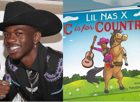 """Lil Nas X's New Children's Book """"C is for Country"""" to be Released in 2021"""