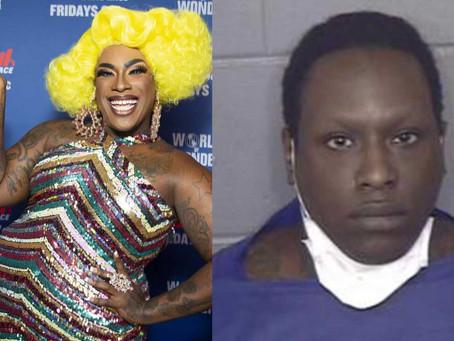 'Drag Race' Star Widow Von'Du Arrested for Domestic Violence, Claims Self Defense Against Boyfriend