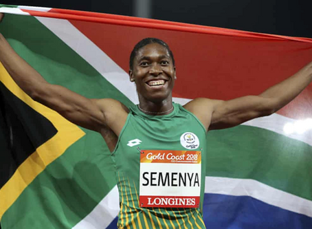 A Closer Look Into the Discrimination of Olympic Athlete Caster Semenya