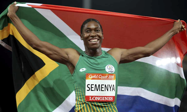 caster semenya intersex athlete