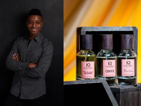 Entrepreneur Nick Ricardo Introduces One of a Kind Non-Binary Fragrances