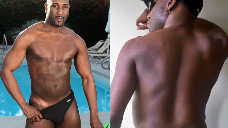 """Adult Porn Star JD Daniels Talks Being Nominated for """"Favorite Butt"""" in the 2020 GayVN Awards (Pics)"""