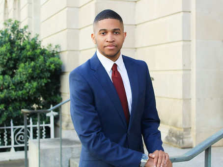 Torrey Harris Breaks Tennessee Record as First Openly Gay Elected Representative
