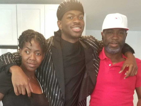 Lil Nas X Defended By Father After Backlash of His Mother Being Found Begging for Food
